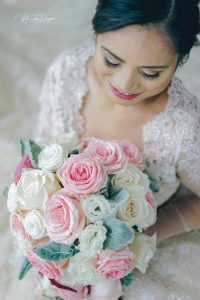"""""""On your wedding day you should look like yourself at your most beautiful."""" #edu..."""