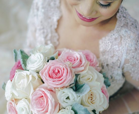 """On your wedding day you should look like yourself at your most beautiful."" #edu..."