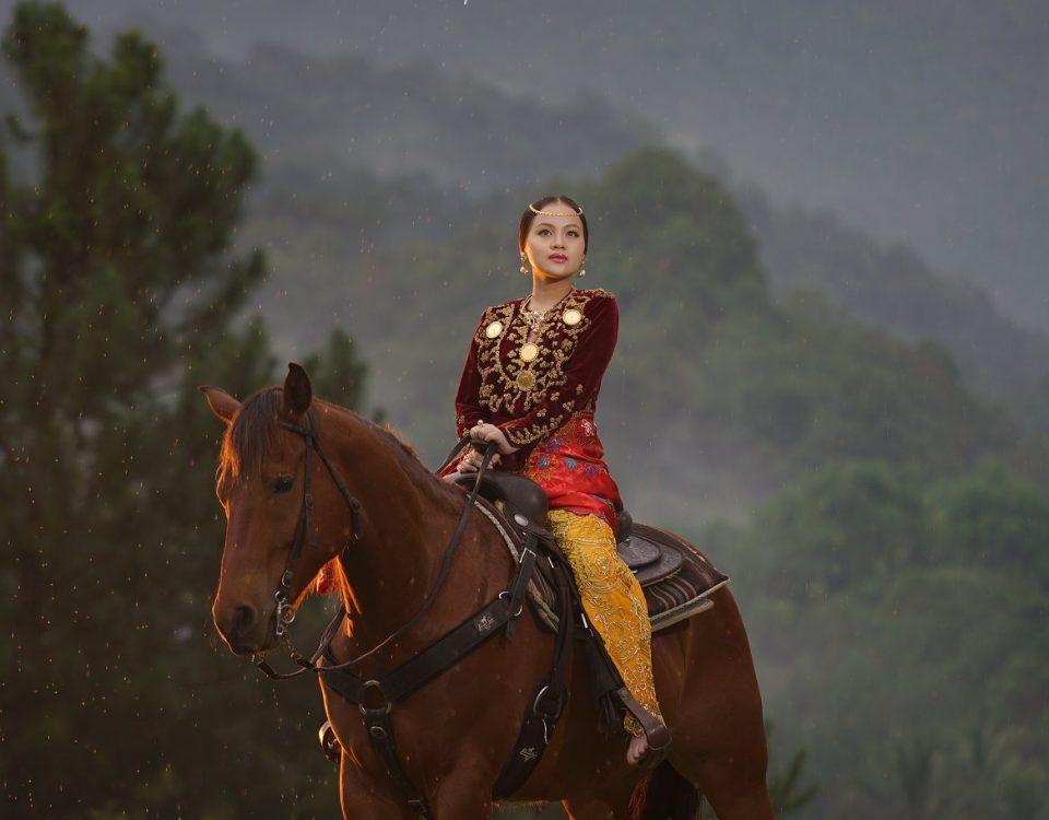 Our Beautiful muslim debutant....soon  #vasandiegocreativestudioThe rain can't s...