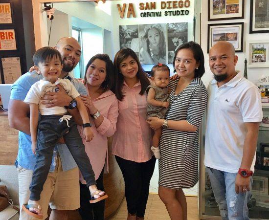 A fun maternity session with Sheryl Loo Tanueco! #maternityphotographer #vasandi...