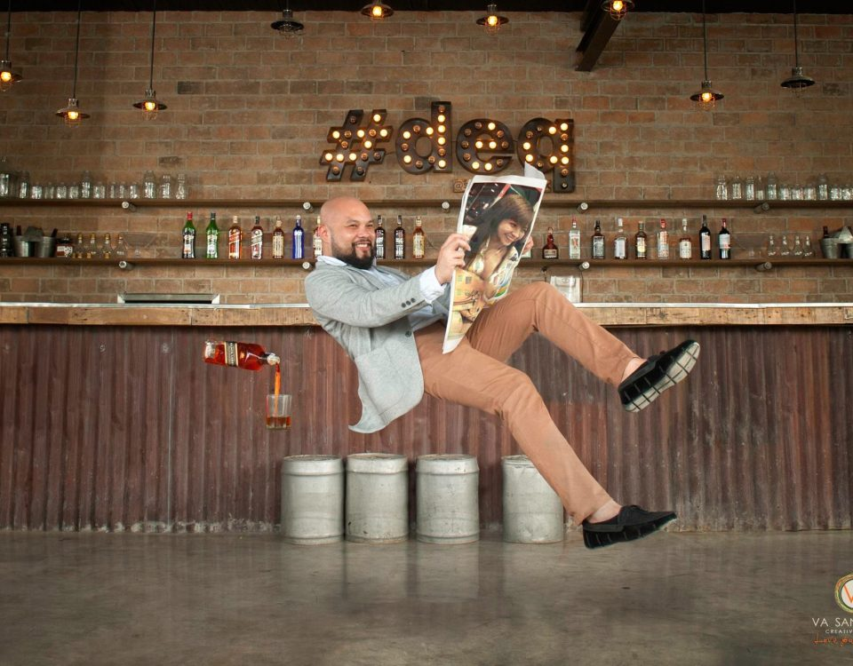 As requested here are the levitation shots of Mike and Chin! Enjoy #MikewillyouC...