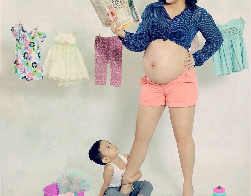 Caption this :)  HMUA - Betsy T. Arcena#maternityShoot #vasandiegoStudio #photti...