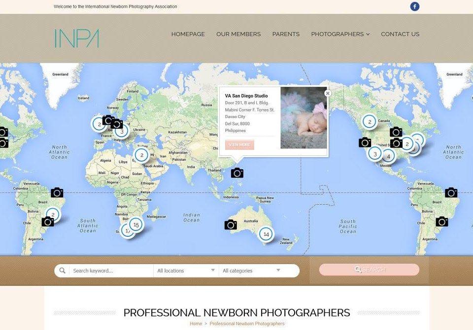 INPA welcomes VA San Diego Studio!  The International Newborn Photography Associ...