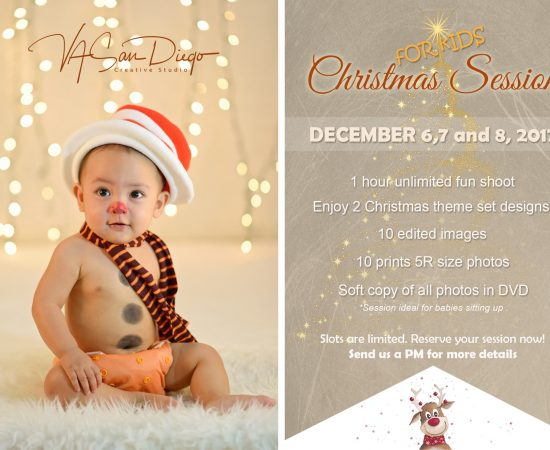 Its a Kids day out this Christmas Season! Treat them with this one of a kind pho...