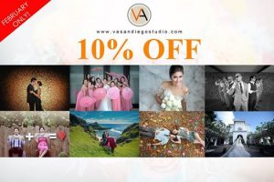 Its our 2nd Year Anniversary! Book your wedding with us this month of February a...