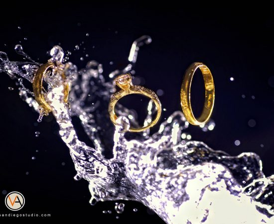 Lord of the rings!Yesterdays Wedding ring shoot...Antonio and Angel :)