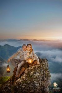 Loving this e-session above the clouds! AR Estabillo Tan Ezza Tan Legaspi heres ...