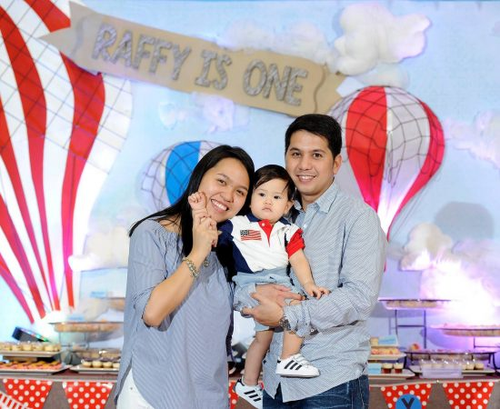 Raffy turns 1 (Nov. 13, 2016) - Our little one is now ready to fly ! Take a glan...