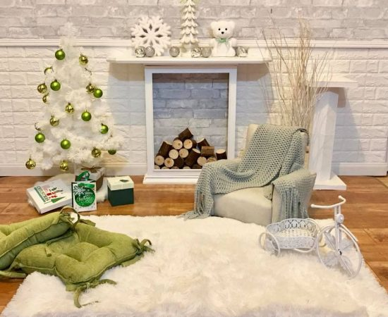 Sharing our 2 christmas setup for tomorrow's kiddie christmas session. This is a...
