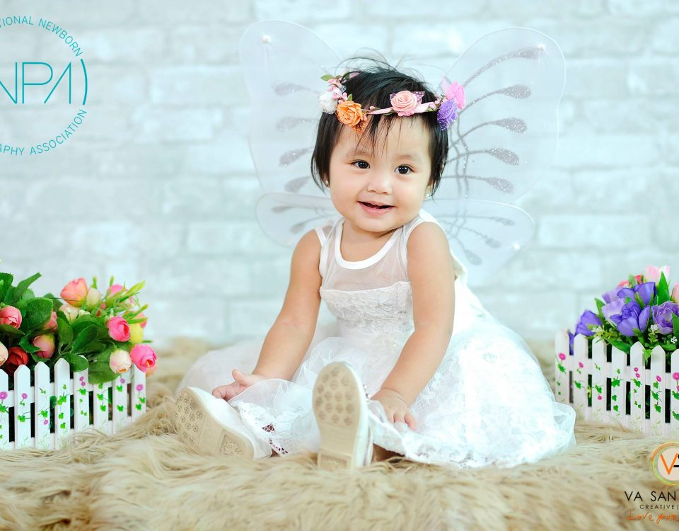 Studio pictorial session from our pretty client baby Iana Magno. Happy to captur...