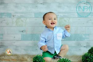 Studio pictorial session of Benjamin Omalza #inpa #babyphotographer #vasandiegos...