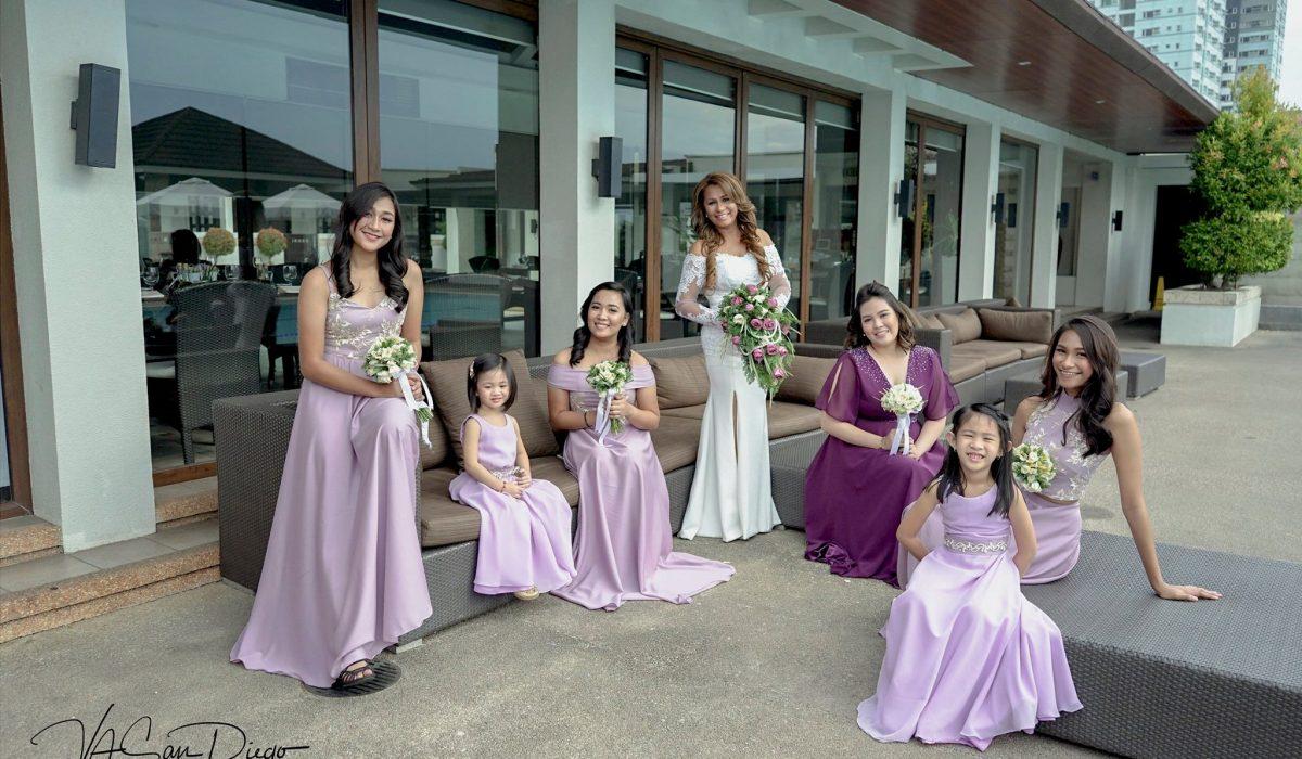 #TheScowcrofts  Wedding Suppliers:  Nonnah Villas- NuñezBrandy FuentesSarsy Dizo...