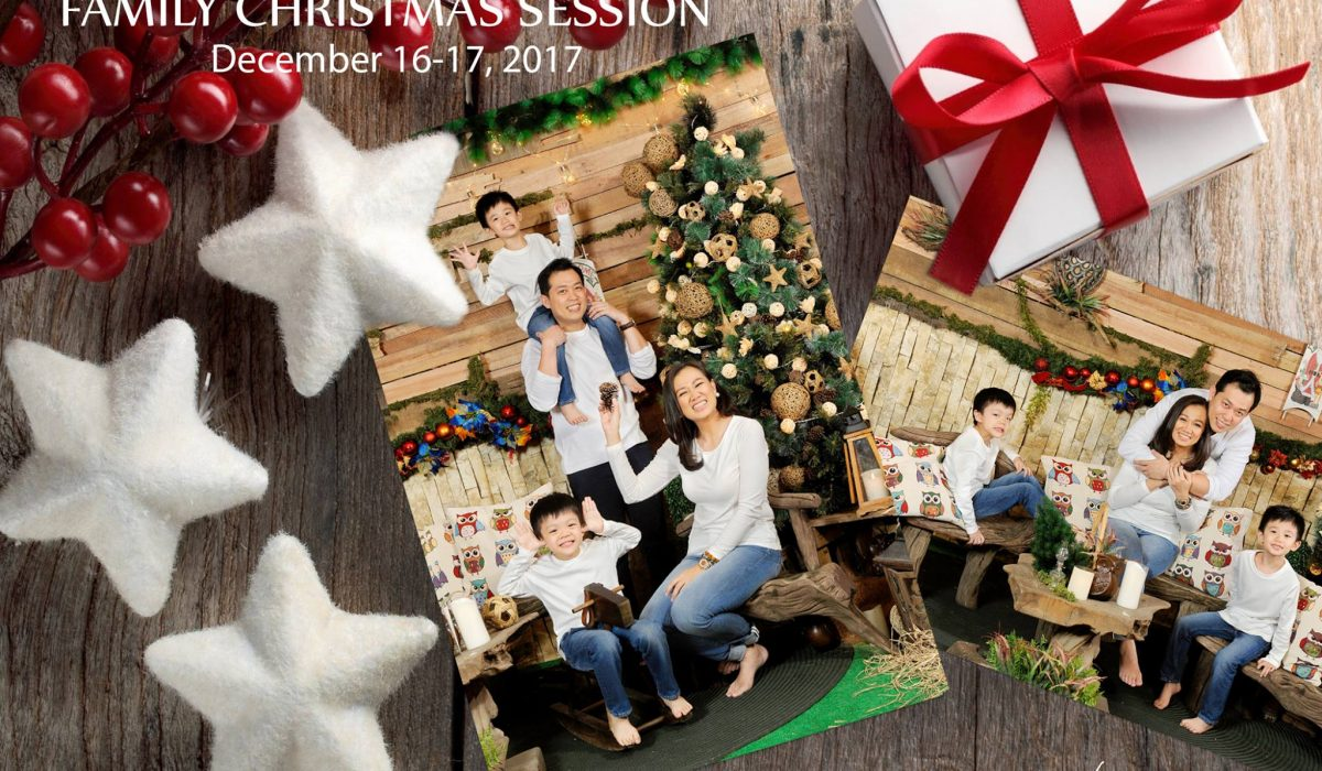 This holiday season enjoy a wonderful family photo session with VA San Diego Cre...