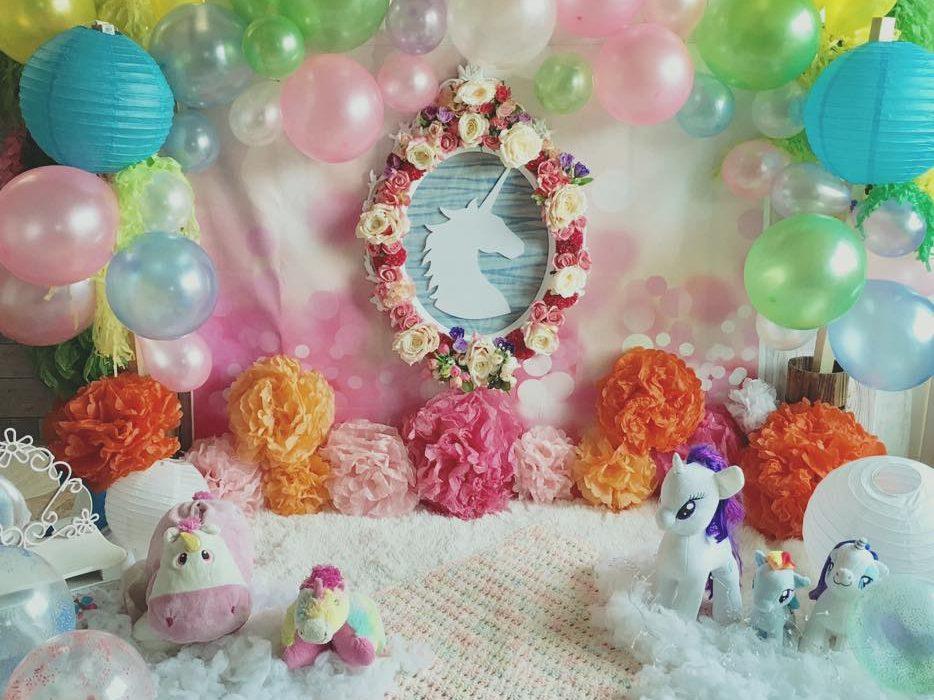 Todays set for baby Esha's pre bday shoot! #vastyling #vacreatives2017 #vasandie...