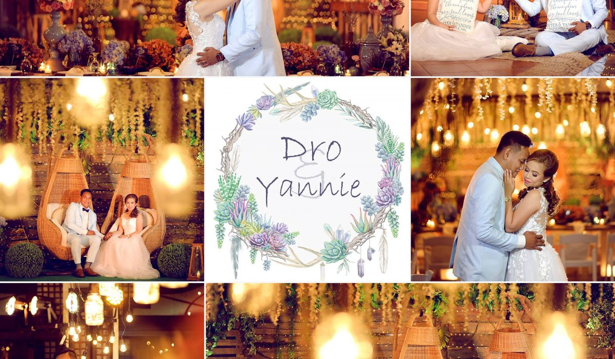 Wedding of Dro and Yannie  Photos and Video VA San Diego Creative Studio HMUA Ot...
