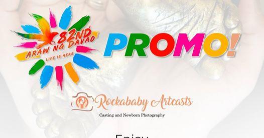 Araw ng Dabaw 2019 - Promo