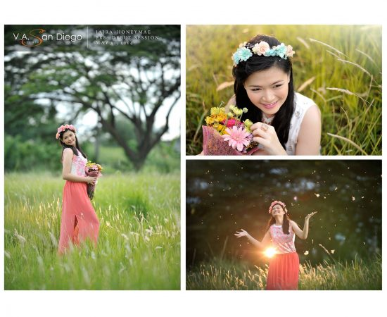 And the baby is now a Lady :) Here's a preview of Jaira Honeymae Go pre-debut sh...