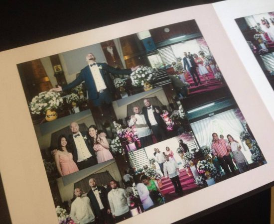Clients Album...A Sneak Peak what's inside :) #borgyandmaewedding