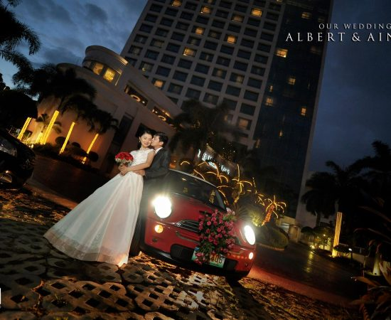 Finished with Albert and Ainee's beautiful wedding! Good Job team! #VAsandiegoSt...