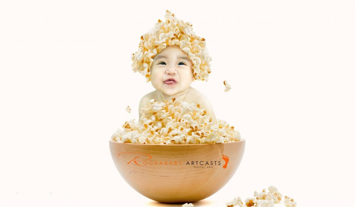 Holiday! its popcorn hour! #rockababyartcasts #vaSandiegoStudio