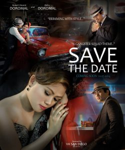 SAVE THE DATE >>> ROBERT VINCENT AND ZJEIVY