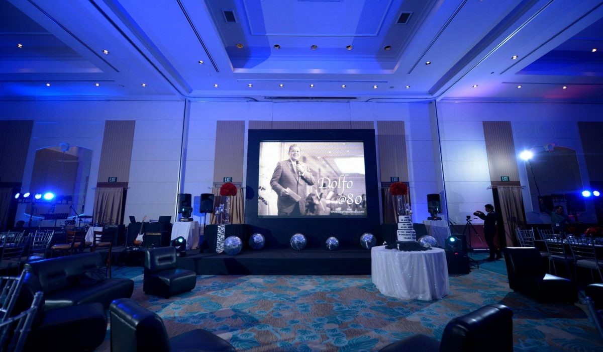 Sharing some of the photo highlights on the 80th Birthday celebration of Gov. Ro...