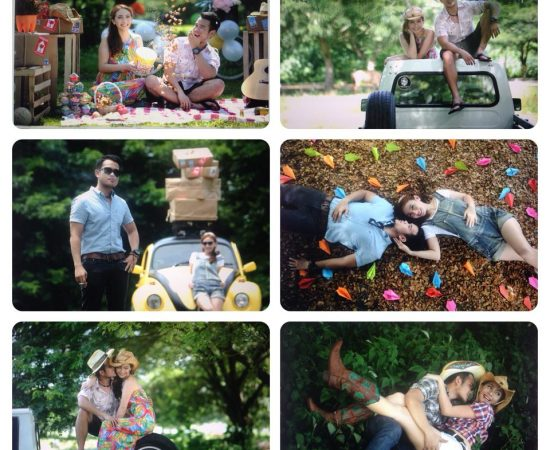 Some of my favorite photos from todays e-session :) thanks marco and Camille !  ...