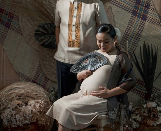 A Filipiniana inspired maternity shoot.   Styled by: VA San Diego Studio  HMUA: ...